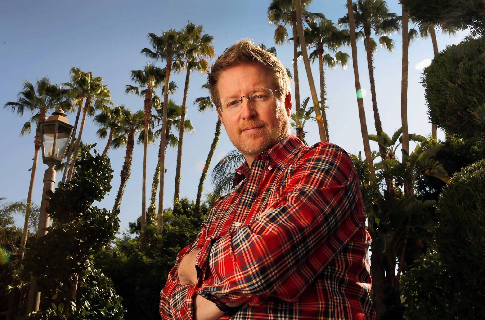 """John Carter's"" Andrew Stanton said he was amazed by the level of freedom he had during filming."