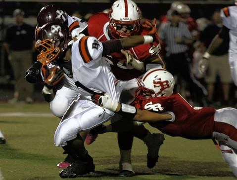 Brother Marcus Brother Rice's Marcus Jones