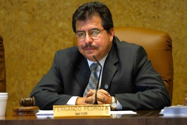 Former Councilman Fernando Pedroza misappropriated more than $160,000, prosecutors said.