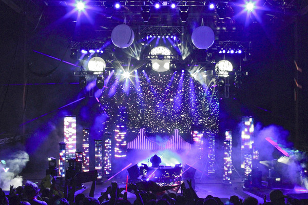 Electronic  act Pretty Lights will perform Wednesday at UCF Arena.