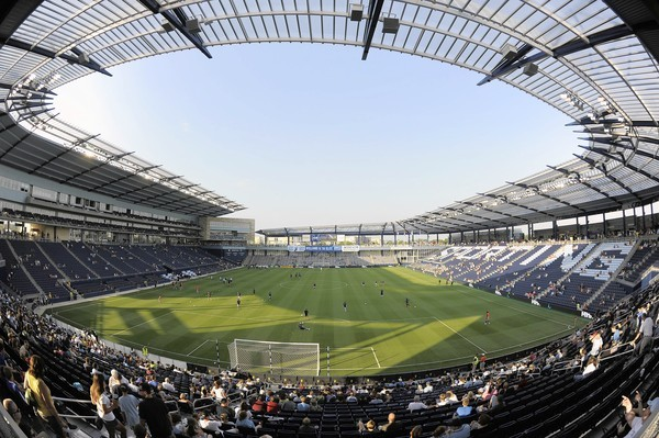 Orlando Mayor Buddy Dyer recently visited Livestrong Sporting Park in Kansas City, Kan., to get ideas. (G. Newman Lowrance, Getty Images file)