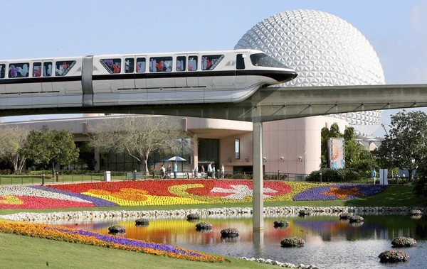 Epcot celebrated its 30th birthday on Monday.