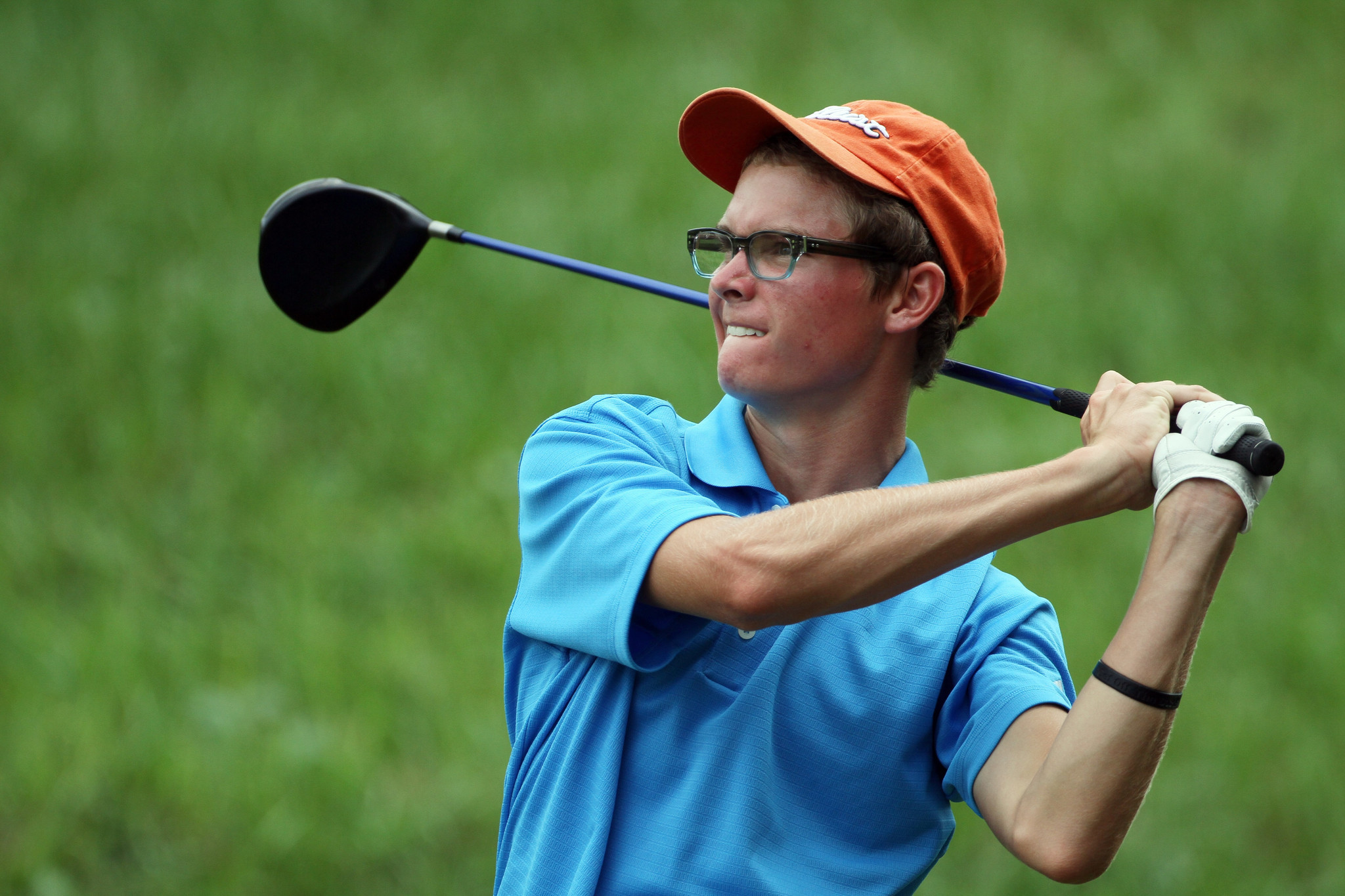 West Orange's Kyler Tate won the Metro West Championship with a 5-under 67.