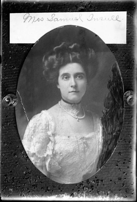 Mrs. Samuel Insull.
