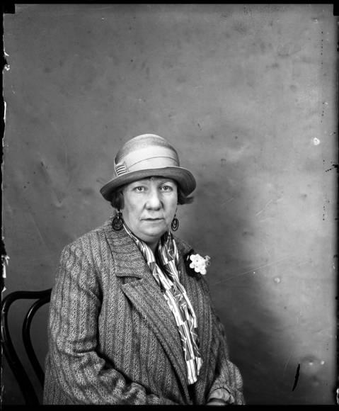 Mrs. Bob Fitzsimmons, May 23 1928.