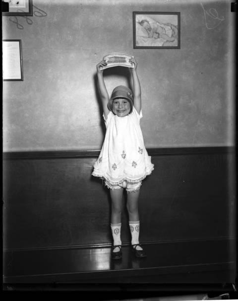 Jane Elizabeth Martin, April 2, 1928.