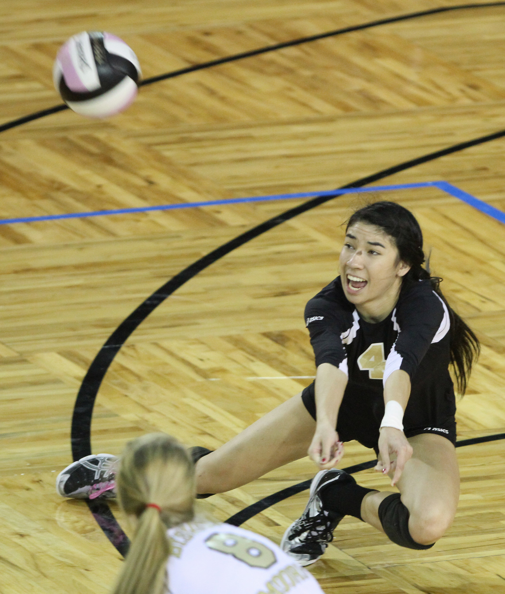 Lindsey Owens had a big night to lead Bishop Moore past Winter Park Wednesday.
