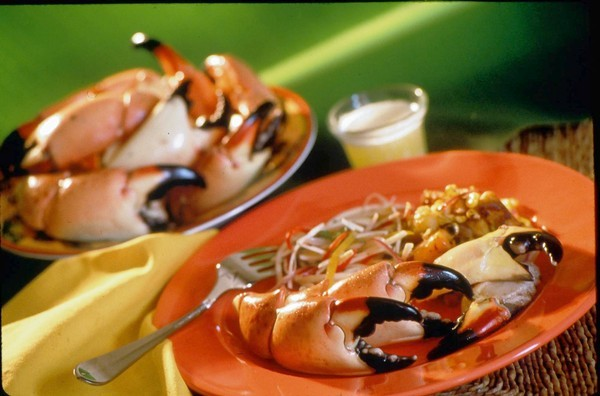 Florida stone crab season is Oct. 15-May 15.