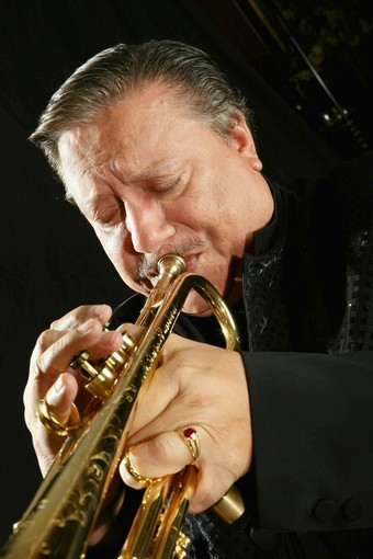 Trumpeter Arturo Sandoval will play Oct. 25 at Plaza Live in Orlando.
