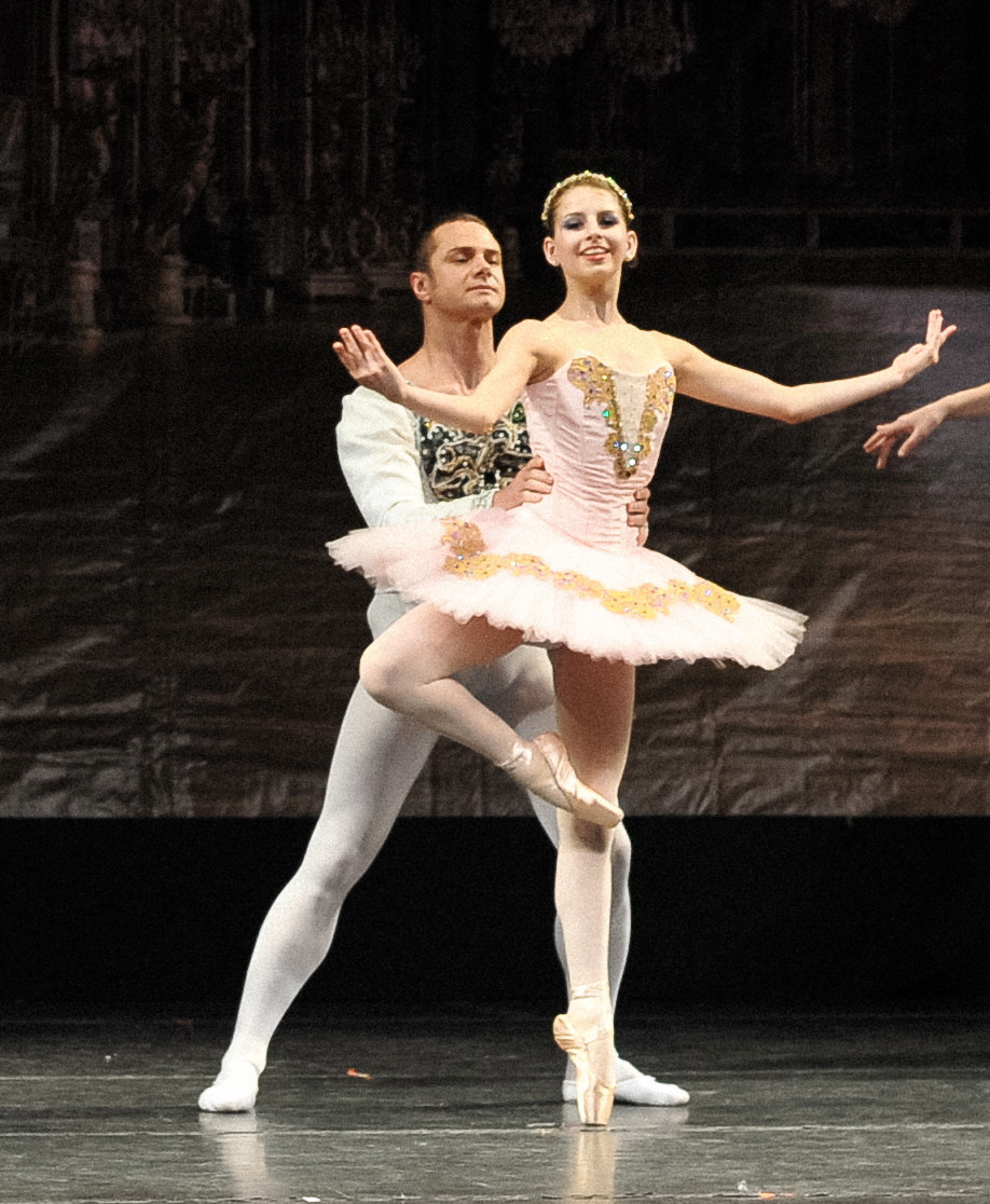 "The Russian Ballet of Orlando presents ""Sleeping Beauty."""