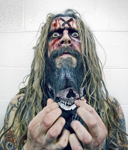 Rob Zombie will be the co-headliner at WJRR's Halloweenie Roast on Friday, Oct. 26, at Orlando's Tinker Field.