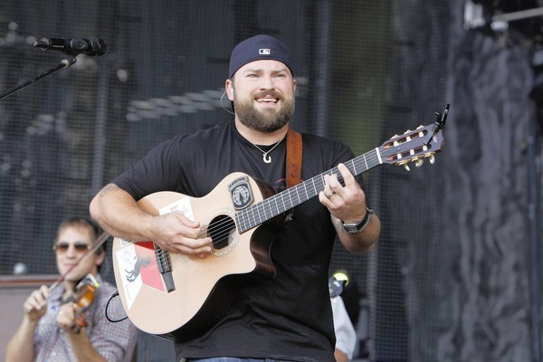 Zac Brown (pictured) and the Zac Brown Band perform Saturday, Oct. 27, at Amway Center.