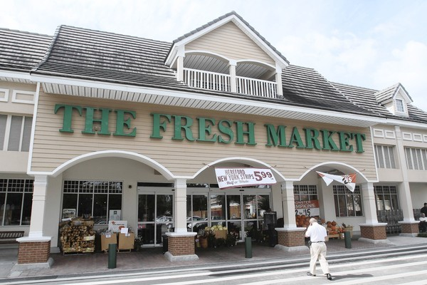 The Fresh Market in Dr. Phillips, on Friday, October 26, 2012. Upscale grocery stores are expanding in Orlando.