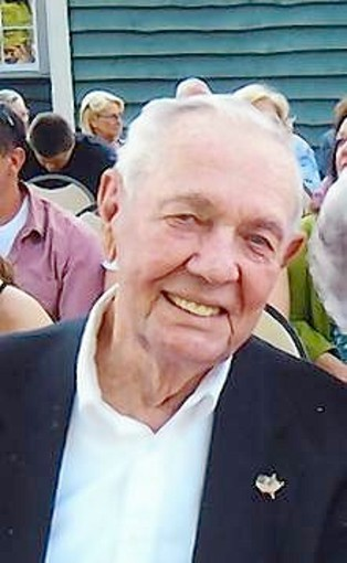 Harold E. Scott, 84, of Sanford, died Saturday.