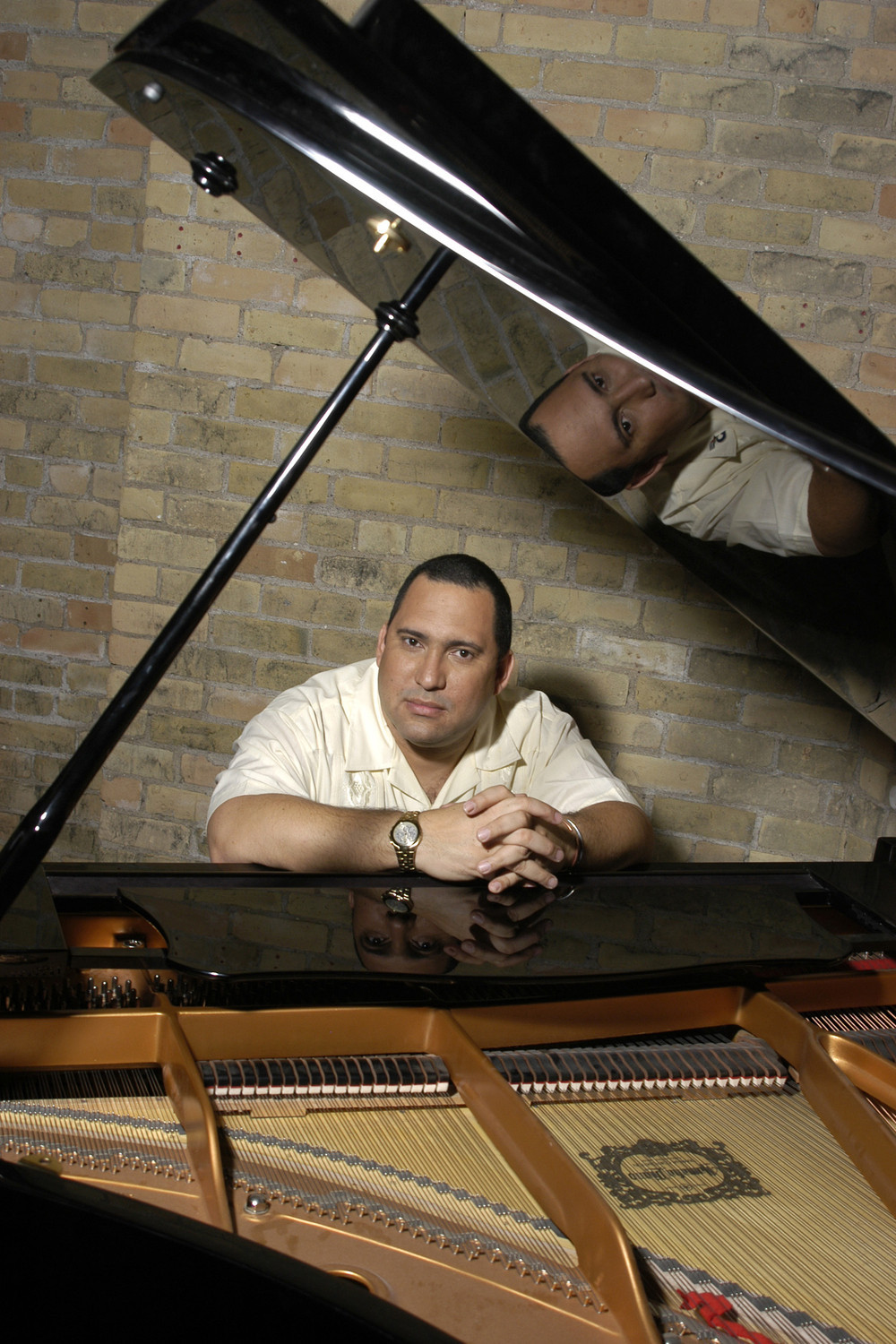 "Pianist Nachito Herrera will play ""Rhapsody in Blue"" at Saturday's concert."