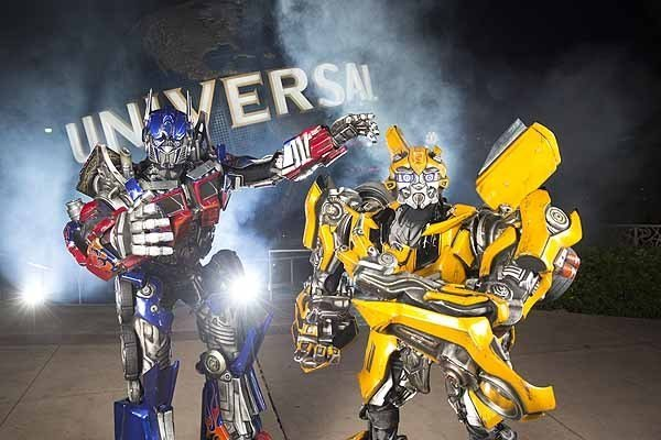 The Transformers 3D is coming to Universal Orlando in summer 2013.
