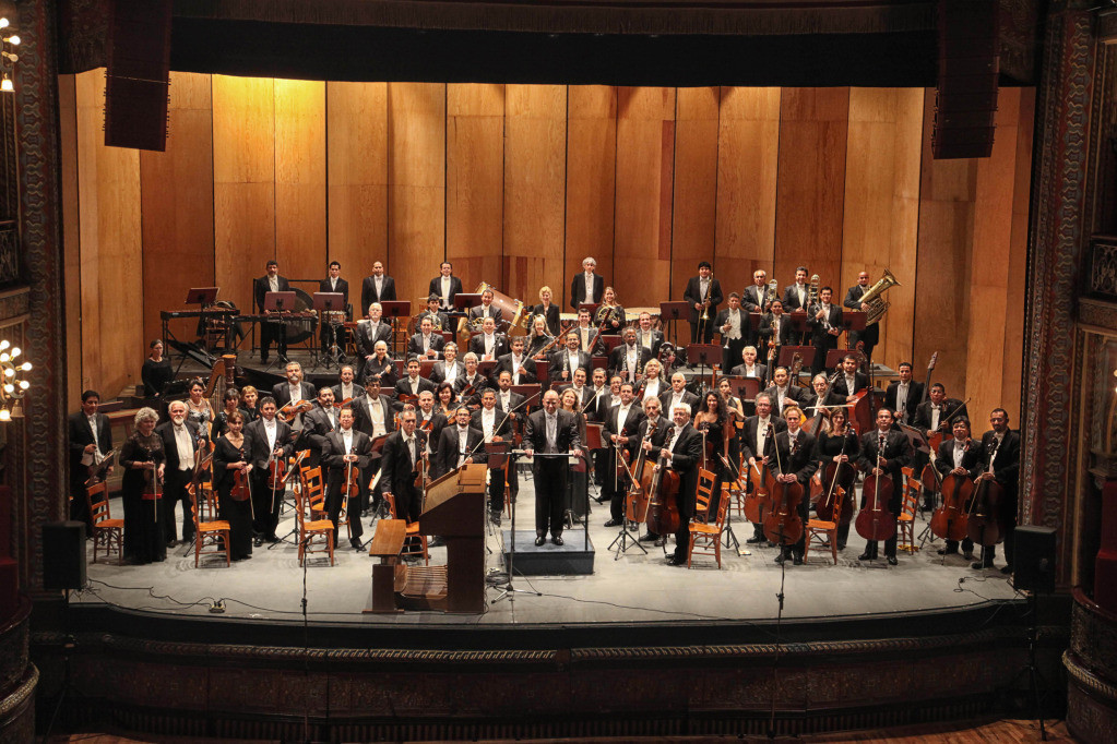 The Symphonic Orchestra of Guanajuato, Mexico, will perform in Orlando.