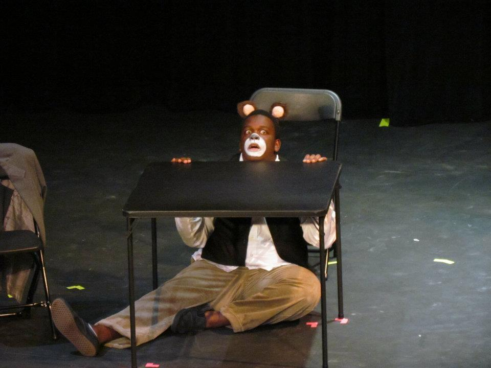 UCF students present a free theater festival this weekend.