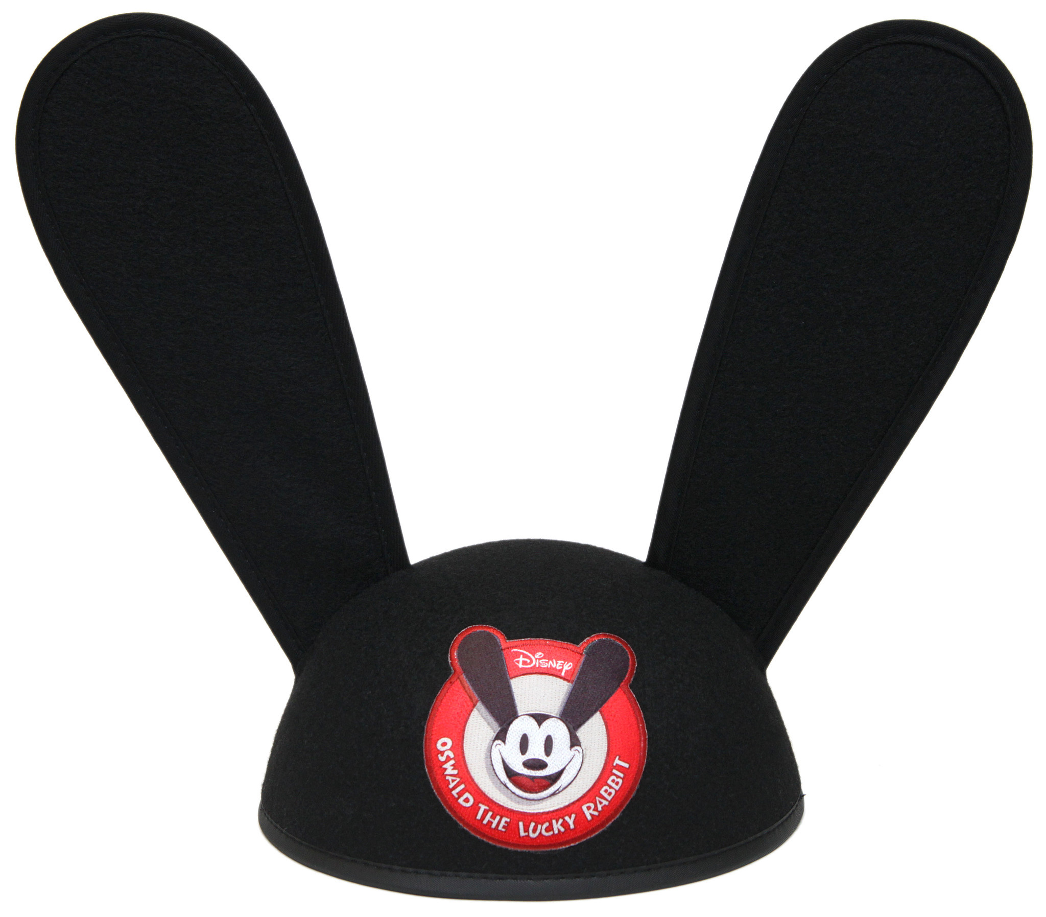 Oswald hats mimic the character's rabbit-ears look.