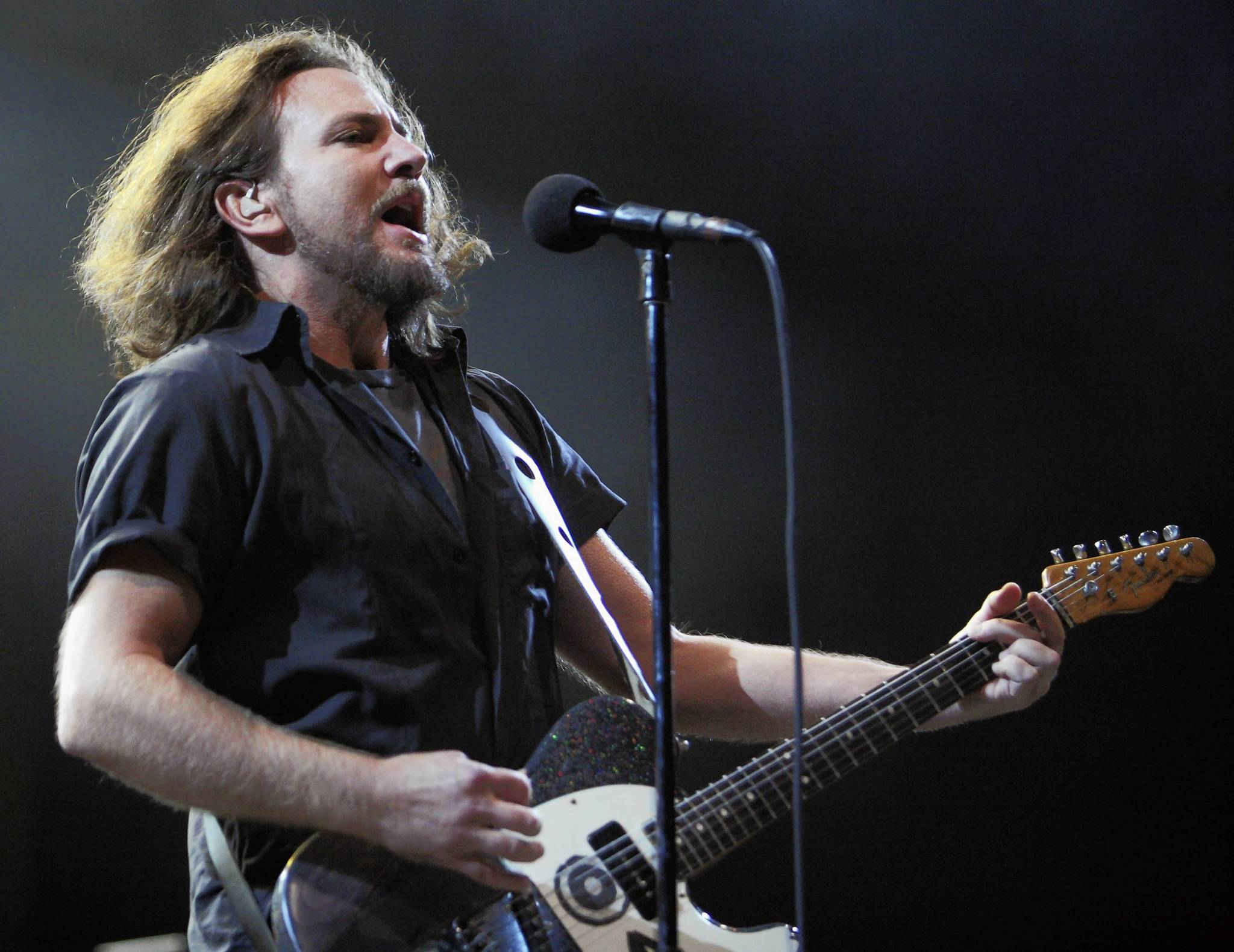 Eddie Vedder will perform  Nov. 27 and 28 at the Bob Carr Performing Arts Centre in Orlando.