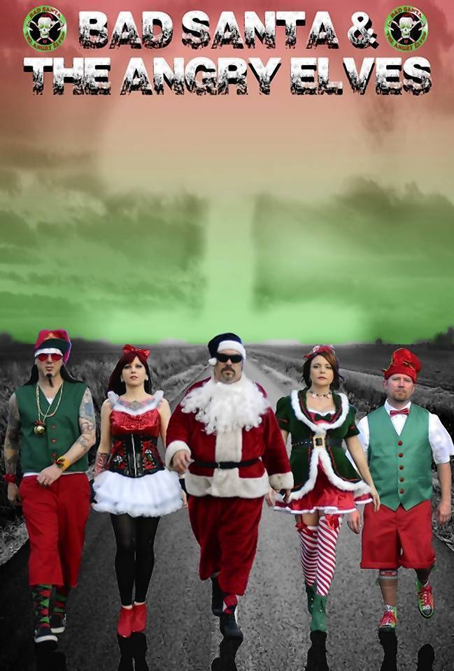 Bad Santa and the Angry Elves