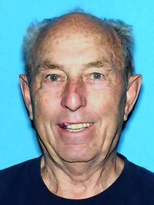 Palm Bay police are looking for 75-year-old Robery Gamache, who went missing from his home Monday and is known to get lost.