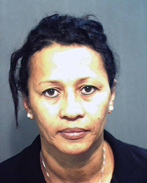Susana Castillo, 52, was arrested and charged in connection with a 2007 shoplifting racket that pilfered hundreds of thousands of dollars worth of stolen merchandise from Orlando-area outlets.