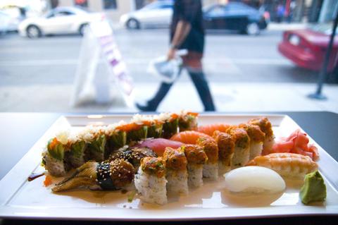Sushi Para M, 1633 N. Milwaukee Ave.