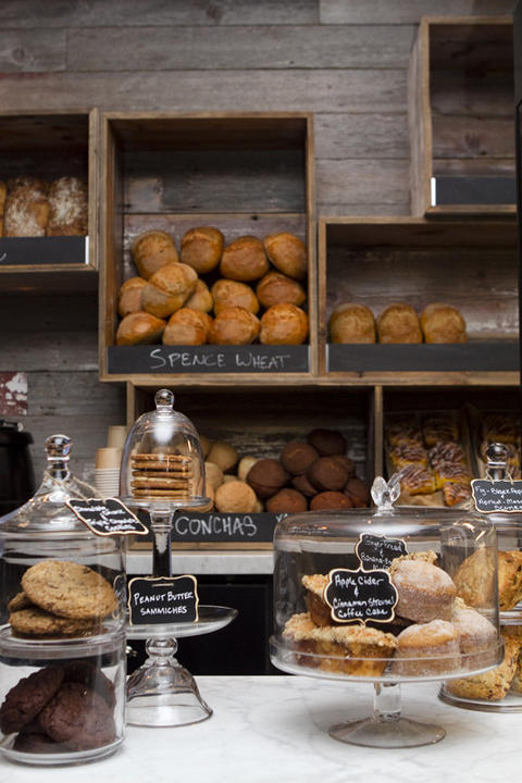 Little Goat Bread (the bakery portion of Stephanie Izard's Little Goat) opens Dec. 13 in the West Loop. Don't forget to check out even more photos from New Chicago Restaurants.
