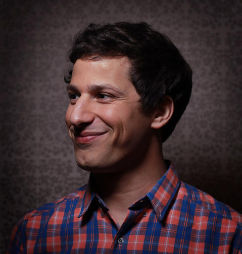 "Actor and comedian Andy Samberg visits Chicago to promote a movie. Samberg is well-known for his work on ""Saturday Night Live."""