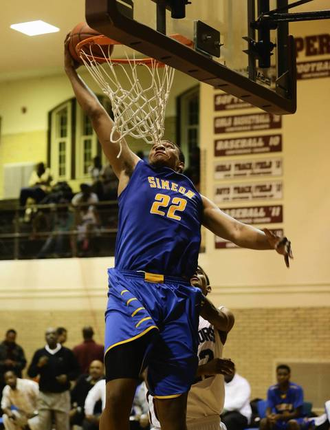Photos | #3 Simeon vs. Perspectives-Calumet -- Chicago Tribune Jabari Parker Simeon