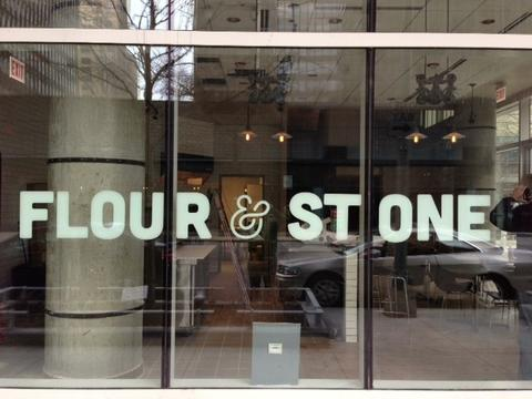"PizzaHungry for a slice of something new? Brooklyn-style pizzeria Flour & Stone (333 E. Ohio St.) is due to open in Streeterville in late January, with plenty of eat-in space as well as delivery kicking in a month later. In Lincoln Park, Homeslice (938 W. Webster Ave.) is due to open in early February and will specialize in hand-tossed pies that defy categorization. ""It's definitely not Chicago-style,"" co-owner Josh Iachelli said. ""It has a thinner base and a fluffy outer crust."" If all that sounds tasty, wait until you hear what the owners of Stout Barrel House & Galley have brewing in the West Loop for a June debut: A yet-unnamed pizzeria and brewery in a former mechanic's shop with a retractable roof-covered patio and a wood-fired oven for baking Neapolitan-style pies.See some of Chicago's favorite pizzas here."
