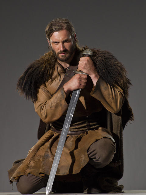 Rolo (Clive Standen) is Ragnar's cousin, History says. He was initially one of his closest friends, involved in his early raids. But soon becomes jealous of his fame and success.