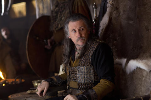 Earl Haraldson (Gabriel Byrne) is the most important chiefrain in Ragnar's district. Says History: A man of limited vision, he suspects Ragnar's ambitions and goes head to head with him in a struggle for power and glory.