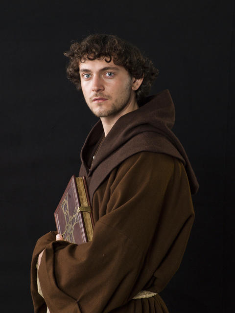 Athelstan (George Blagden) is a young, innocent, Christian monk living in the remote monastery of Lindisfarne on the Northumbrian coast of England. For centuries nothing disturbed the peace and tranquility of the religious way of life there – until the Vikings came. From their attitude to their gods, to sex, to sacrifice, the Vikings are a shockingly different culture to Athelstan.