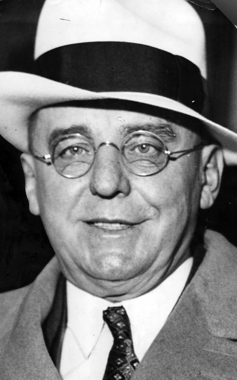 Democrat Anton Joseph Cermak became Chicago's new mayor in April 1931. Cermak was shot by an assassins bullet, a bullet meant for Franklin D. Roosevelt, and died from the wound in March 1933.