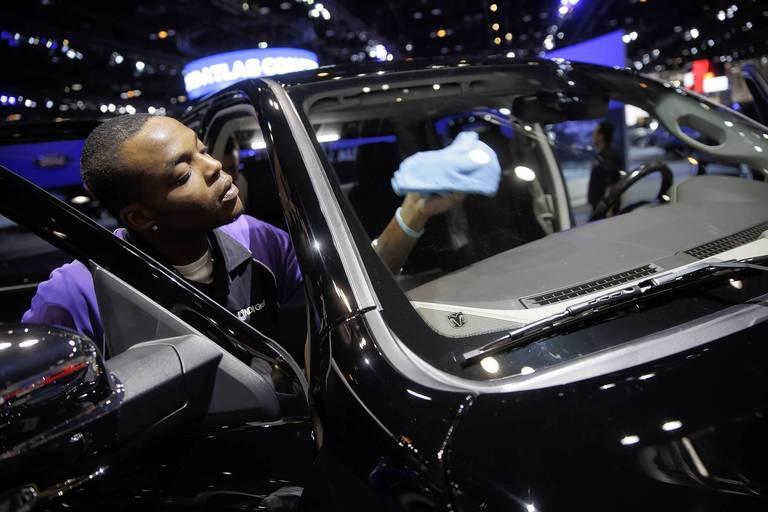 Chicago Auto Show Chicago Tribune - Car show jacksonville nc