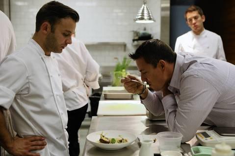 Grace chef curtis duffy chicago tribune - Chef de cuisine definition ...