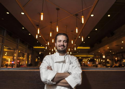 Fabio Viviani at Siena Tavern, 51 W. Kinzie St. Check out our staff picks for Chicago pizza.
