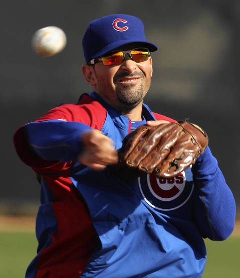 """Augie Ojeda: When the 5-foot-8 infielder doubled for his first major league hit in June 2000, the crowd at Wrigley Field stood and chanted """"Augie, Augie ..."""" """"It felt so great, so great,"""" Ojeda said. """"Words can't describe it."""" In four years with the Cubs, Ojeda never topped his rookie average of .221. He was waived and later played for the Twins and D'backs."""
