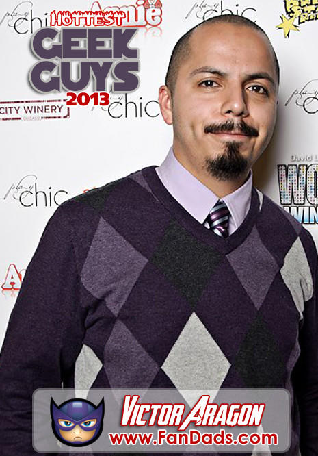 """Victor Aragon is the Co-Creator of Fandads.com. When he first saw Star Wars: A New Hope in the theaters he wanted to be a Jedi. He bought or was given almost every figure that he could get his hands on and just spent hours indoors continuing the adventures he saw on the big screen. He was introduced to comics by his babysitter, who would give him a handful of books she would buy at the thrift store to keep him busy while she watched him. Victor's life changed the day his parents came home with the Atari 2600. After that day, he spent hours playing Pac-Man and Donkey Kong. On Fandads, Victor writes about ¿Video Games, Comics, Movies and Parenthood"""" or raising your kid in the geekiest way possible. Working as a teacher, Victor tries to balance his time with writing on the blog, raising his 3 year old girl and preparing for his second child due in April. Victor hopes that one day he can get a comic project that he's been working on off the ground, but until that happens he is trying to make another dream come true......he still wants to be a Jedi, except now he has two little padawans he can train in the Force. Find out if he accomplishes this goal at Fandads.com and by following him on Twitter: @fandads."""