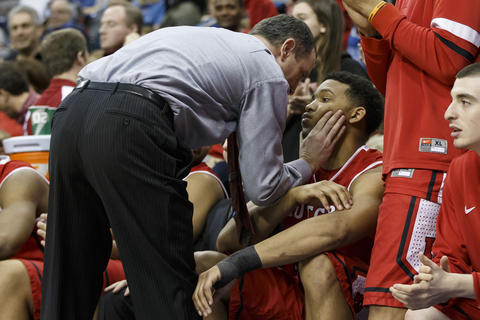 Rutgers   Baltimore Twitter   Why: With outrage growing over the abusive behavior of Mike Rice, the university¿s men¿s basketball coach, Tim Pernetti and the university¿s president, Robert L. Barchi, find themselves under scrutiny for their handling of the case. Their jobs may be in jeopardy, and their university is once again attracting unflattering attention just two years after Tyler Clementi, an 18-year-old gay student, killed himself after a bullying incident. [ The New York Times ]