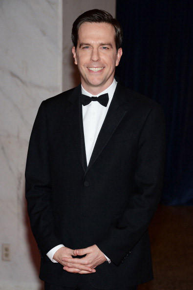 Actor Ed Helms attends the White House Correspondents' Association Dinner at the Washington Hilton on April 27, 2013 in Washington, DC. (Photo by Dimitrios Kambouris/Getty Images)