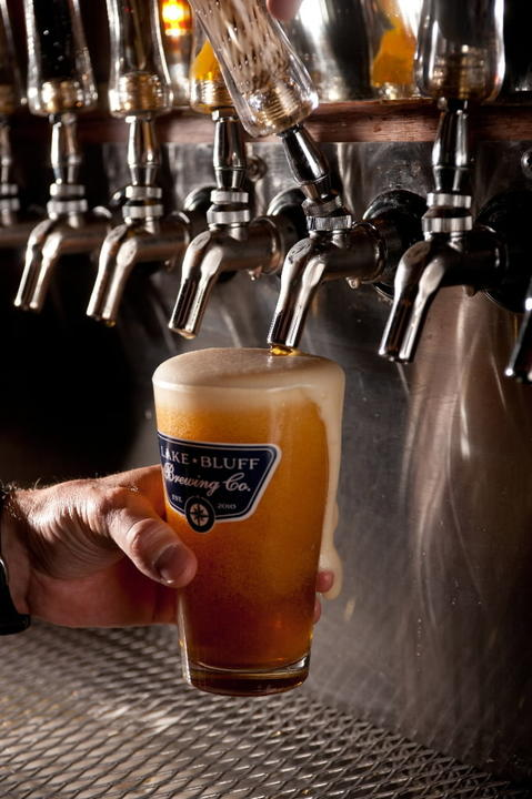 Lake Bluff Brewing Company, 16 E. Scranton Ave. Check out our picks for best bars for beer lovers and top craft cocktail bars.