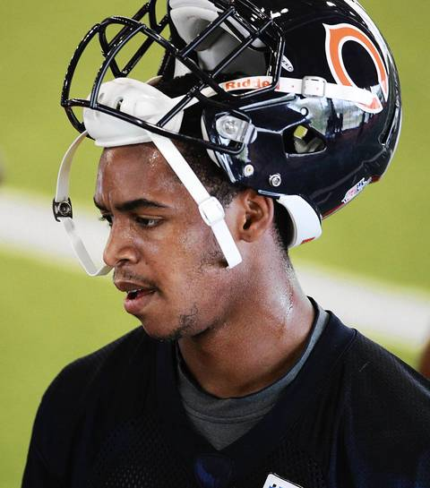 Wide receiver Marquess Wilson.