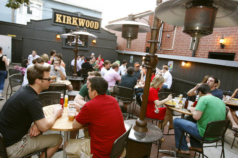 The patio at Lincoln Park bar Kirkwood is now open for the season.