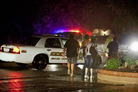 Residents in the Granbury, Texas, neighborhood of Rancho Brazos are
