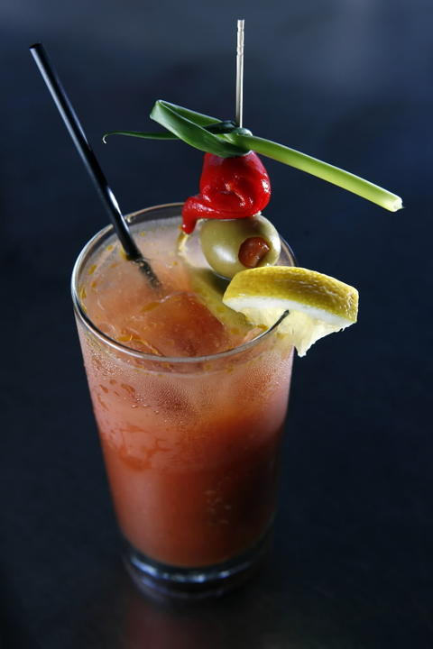 Bloody mary at Lula Cafe, 2537 N. Kedzie Blvd. Check out the 2013 outdoor dining and drinking guide and the city's top BYOBs.