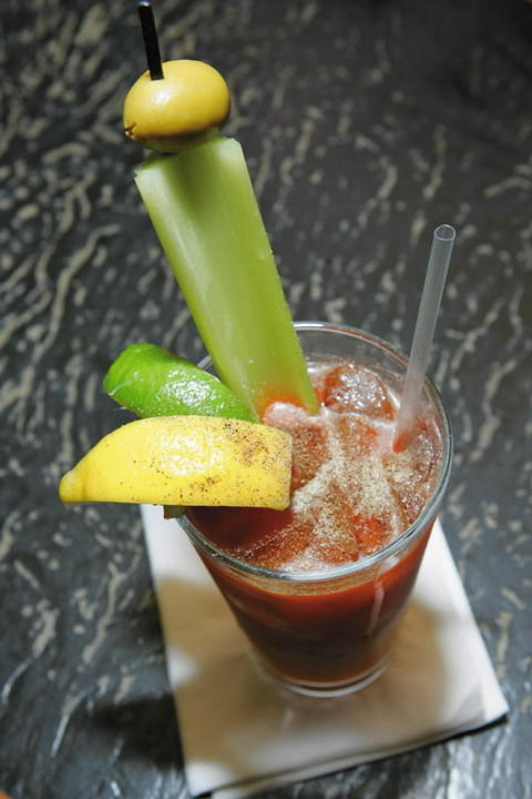 Bloody mary at Fireside, 5739 N. Ravenswood Ave. Check out the 2013 outdoor dining and drinking guide and the city's top BYOBs.