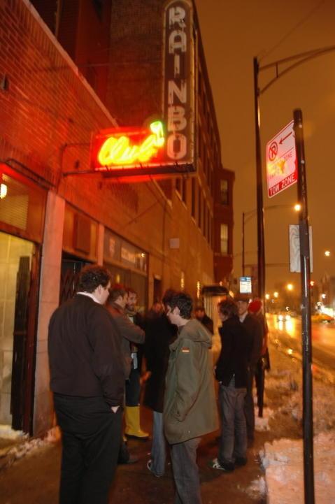 Rainbo Club, 1150 N. Damen Ave.